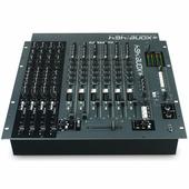 ALLEN&HEATH XONE:464 - DJ-микшер, 4 микрофонных, 6 двойных стерео входа phono/line