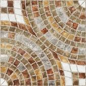 Плитка из керамогранита М-Квадрат Напольная плитка 739662 Бремен Клинкер Коричневый