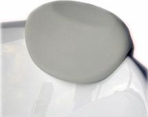 Подголовник для ванны Roca А291051000 серый серый