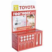 Набор комплектующих для шитья Toyota RS Footwork kit Consumable 8