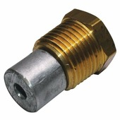 """Анод из цинка Isotherm SBE00008AA 3/8"""" для теплообменника конденсатора"""
