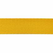 Лента киперная, 18 мм, 50 м, арт. 07-1018 (цвет: светло-желтый)