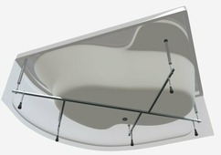 Каркас для ванны 1Marka Aura 160 x 105 160 / 105 см