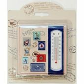 Термометр декоративный, 10x10 см