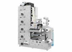 Флексографическая печатная машина Vektor ZBS-320
