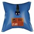 Мягкий водяной бак прямоугольный CAN-SB SE2070 60 л с полным комплектом штуцеров
