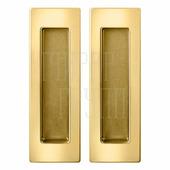 Ручка для раздвижных дверей Armadillo SH010 URB золото 24к