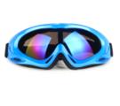 Горнолыжная маска 8 синяя