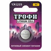 Батарейка Трофи CR1225-1BL