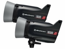 Elinchrom ELC 1000 Pro HD (20616.1) высокоскоростной студийный моноблок