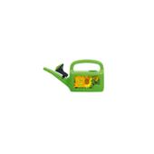 Лейка пластмассовая Аква 5л с рассеивателем зелёный микс IKAML05-361C