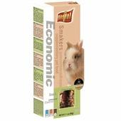 Vitapol Economic Smakers зерновые палочки для кроликов, 2шт, 90гр