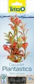 Растение для аквариума Tetra Deco Art Людвигия S, 15 см
