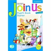 "Gerngross ""Join Us for English Starter Pupil s Book"""