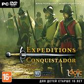 Цифровой код bitComposer Expeditions: Conquistador (PC)