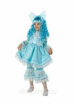 Карнавальный костюм батик Кукла Мальвина Арт. 473 30 (рост 116 см)