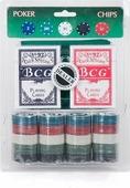 Сувенирный набор Magic Home Фишки для покера, 77328, 19 х 24,5 см