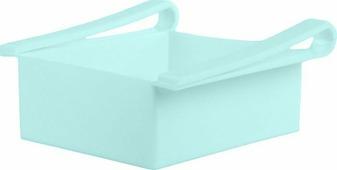 Органайзер для холодильника Homsu, цвет: белый, 20 х 20 х 7 см