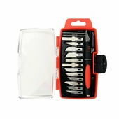 Набор инструментов Cablexpert TK-NS-01 (16 pcs) (Набор лезвий)