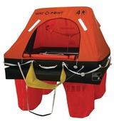 Спасательный плот в контейнере Waypoint Commercial 6 человек 72 x 51 x 24 см