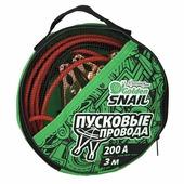 Провода для прикуривания Golden Snail, 200А/3М.