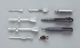 Hasegawa Набор вооружения для русских самолетов 1:72