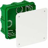 Коробка распределительная для сплошных стен 100X100X50мм Schneider Electric, IMT35122
