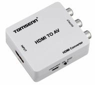 HDMI Переходник Конвертер HDMI - 3RCA адаптер, конвертор, преобразователь питание от USB