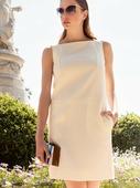 Электронная выкройка Burda - Платье с заниженной линией талии 106 В