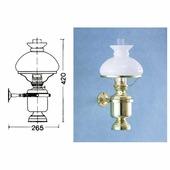 Колпак настенной лампы из латуни DHR Kapopa 190 мм