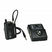 AUDIO-TECHNICA ATW1501 - гитарная радиосистема, 8 каналов 2.4 MHz с поясным передатчиком без микрофона