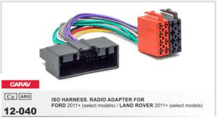 CARAV 12-040 - ISO-переходник для Ford 2010+