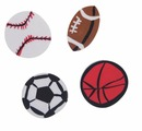 "Ластик ""Ball"" фигурный, термопласт. резина, 4 дизайна (Mazari)"