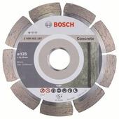 Алмазный отрезной круг Standard for Concrete Bosch 125 x 22,23 x 1,6 x 10 mm (2608602197)