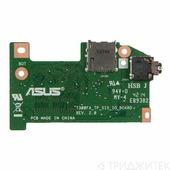 Плата для ноутбука Asus T300FA TOUCHPANEL CONTROL BD контроллер тача модели ноутбука с тачскрином