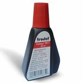 Штемпельная краска, красная, 28 мл (Trodat)