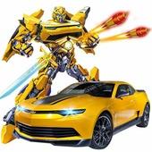 Интерактивная игрушка MZ Bumblebee Chevrolet Camaro