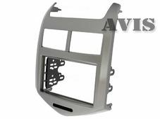 AVEL Переходная рамка AVIS AVS500FR для CHEVROLET AVEO (2011-...), 2DIN (#010)