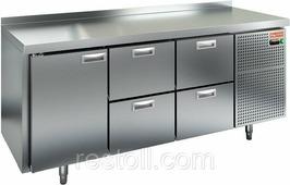 Стол холодильный Hicold GN 122/TN (внутренний агрегат)
