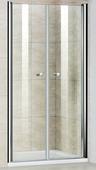Стеклянная душевая дверь RGW PA-04 90 см