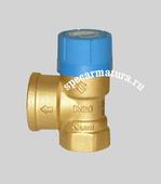 Клапан предохранительный Prescor B1 Ду25 Ру8