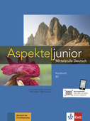 "Koithan, Ute et al. ""Aspekte junior B2 Kursbuch mit Audios zum Download"""