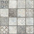 Плитка из керамогранита Керамин Карфаген 1Д Керамогранит серый декор