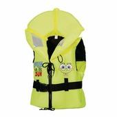 Спасательный детский жилет Marinepool Sponge Bob ISO 100N желтый 10 - 20 кг