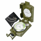 Компас армейский с клинометром DC60-1A, жидкостный Прочие производители 22895