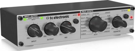 TC electronic M100 процессор эффектов