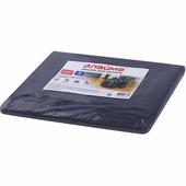 Мешки для мусора, 240 л, лайма, комплект 5 шт., в упаковке, ПВД, особо прочные, 90х140 см, 60 мкм, черные Лайма