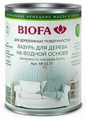 5175 Лазурь для дерева на водной основе, бесцветная BIOFA (Биофа) - 5104 Яблоко, 0.125 л, Производитель: Biofa