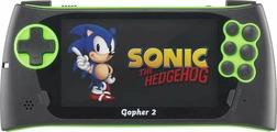 Sega Genesis Gopher 2, Green портативная игровая консоль + 700 игр