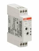 CT-ERD.12 Реле времени модульное (задержка на включ.) 24-48B DC, 24-240B AC (7 временных диапазонов 0,05с...100ч) 1ПК ABB